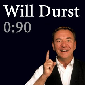 Will Durst 0 audiobook cover art