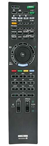 ALLIMITY RM-ED053 Remote Control Replace for Sony KDL-32W653A KDL-32W654A KDL-32W655A KDL-32W656A KDL-42W650A KDL-42W650A KDL-42W651A KDL-42W653A KDL-42W654A KDL-42W655A KDL-42W656A