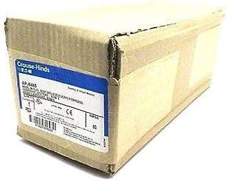 Sealed CROUSE HINDS APJ6485 Plug Model M4