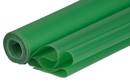 Windhager Allzweck-Folie Outdoor, Gartenabdeckfolie, Universalfolie, Schutzfolie, Unterlage, Abdeckfolie, 10 x 2 m, 80µm, grün, 06308