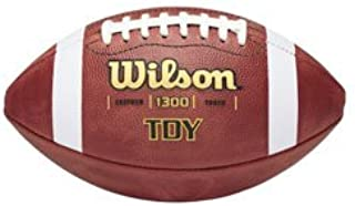 Wilson Traditional Leather Football