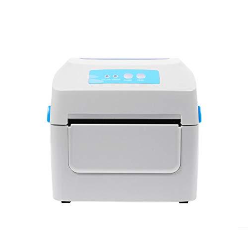 TL Der Drucker, die Papierausgabegeschwindigkeit von bis zu 200 mm/s schnellen Geschwindigkeit automatischen Papierdruck Klar, für Home Office, Weiss