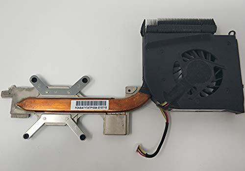 Ventilador y disipador de CPU para HP Pavilion DV6840el AMD – Uma Original 451860-001 3IAT1TATP40 SUNON GC055515VH-A 451860-001