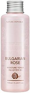 Nature Republic 保加利亚玫瑰保湿爽肤水 155ml / 5.24 液盎司