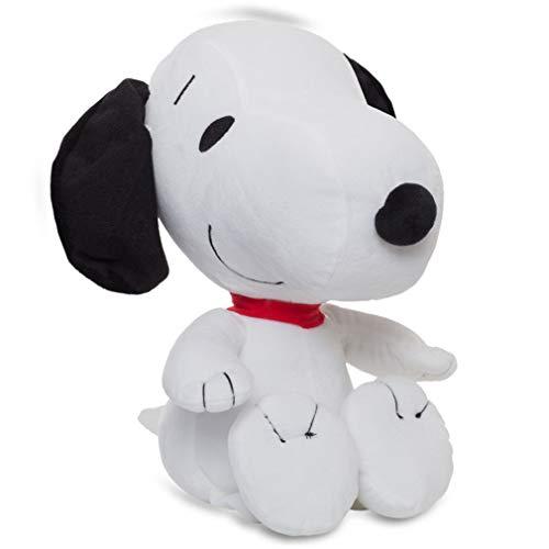 Play by Play Plush Snoopy Sentado 21cm Original Peanuts Dog Puppy Comics