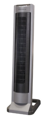 Soleus Air 35' Tower Fan with Remote Control, # FC-35R-A