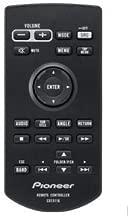 Pioneer Remote for AVH-P2400BT AVH-P3400BH AVH-P4400BH AVH-X1500DVD AVH-X1600DVD