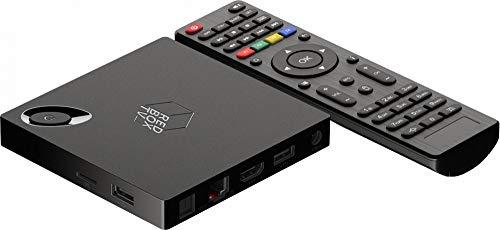 Android IPTV Box UHD (4K) HDR H265 WiFi 2xUSB HDMI Android TV Box KODI
