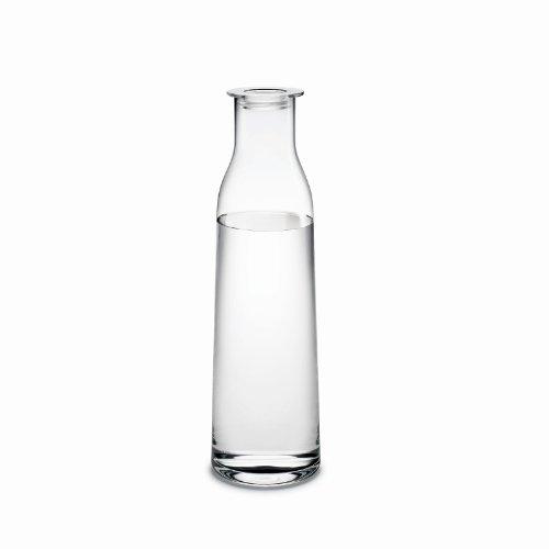 Holmegaard 4330403 Bouteille, Verre, Transparent, 9 cm