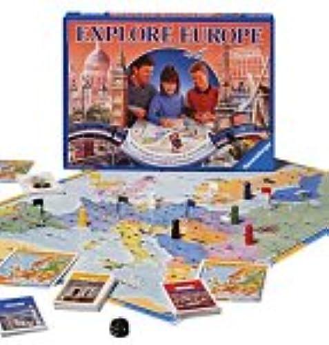 Ravensburger Explore Europe