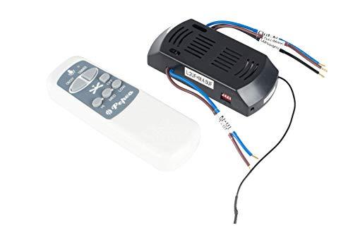 Pepeo Deckenventilator Funk Fernbedienung für alle Hersteller