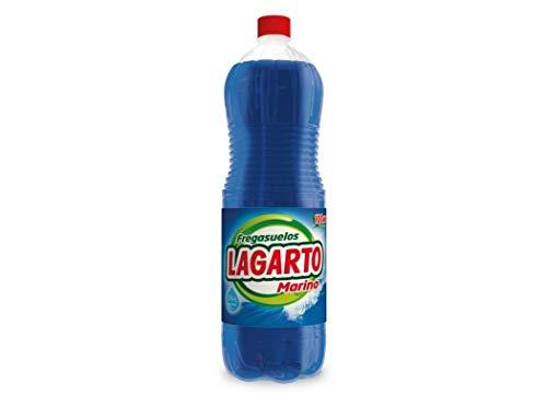Lagarto Marino Friegasuelos, Compuesto, Multicolor, 32x9x9 cm