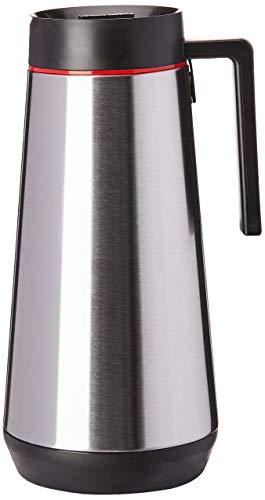 Tramontina 61645-070 - Caraffa termica con manico, in acciaio INOX, 0,75 litri, colore: Grafite
