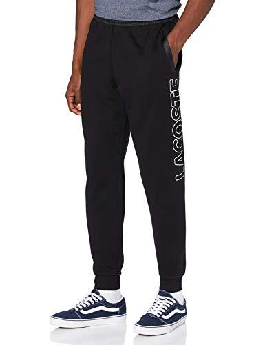 Lacoste Herren XH1501 Trainingshose, schwarz/schwarz, S
