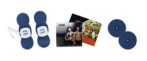 BEST DIRECT Gym Form Power Burn como se ve en la televisión para abdominales fuertes, paquete de seis, estimulador EMS, uso en casa, máquina de fitness fácil y rápida para hombres y mujeres