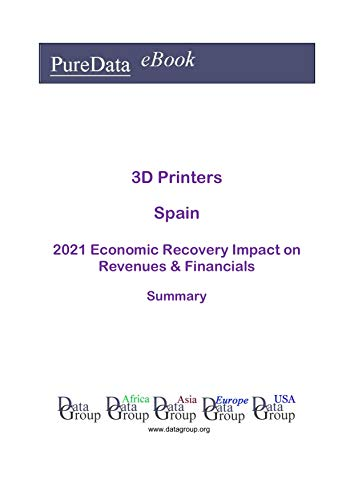 3D Printers Spain Summary: 2021 Economic Recovery Impact on Revenues & Financials
