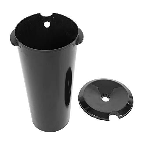 Cocoarm 10L Kappers wastafel emmer mobiel haarwasreservoir salon Home kapper waswaterreservoir tank