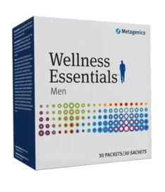 Metagenics Wellness Essentials® Men's Vitality – Targeted Support for Men's Health* – 30 Daily Packets