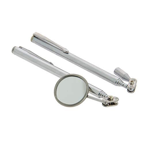 Cartec 251705 set met 2 potloden magnetisch en spiegel