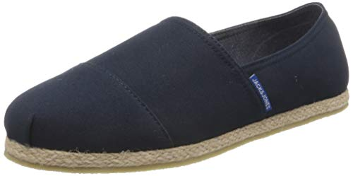 JACK & JONES Male Espadrilles Canvas 41Navy Blazer