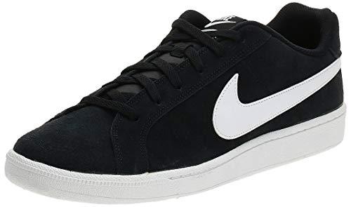 Nike Herren Court Royale Suede Sneaker, Schwarz (Negro / Blanco Aa), 45 EU