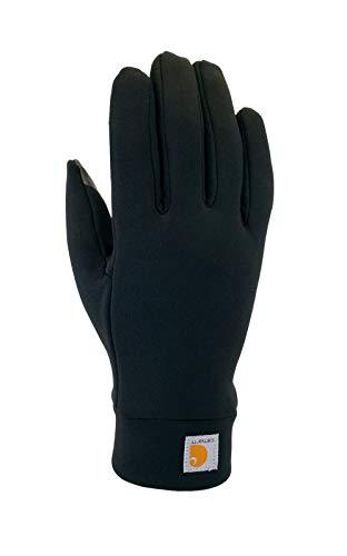 Carhartt Men's Stretch Fleece, Black, X-Large