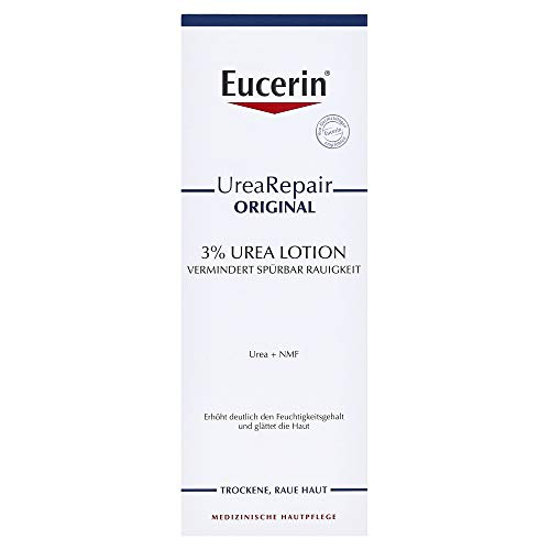 Eucerin UreaRepair 3% Urea Lotion, 250 ml