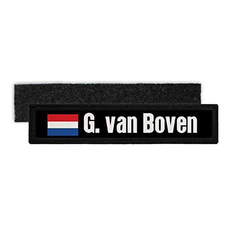 Patch Gerrie Van Boven Niederlande Maaskantje Holland Fun Humor Comedy #26331