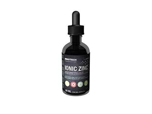 Innotech Nutrition Liquid Ionic Zinc - 60 ml