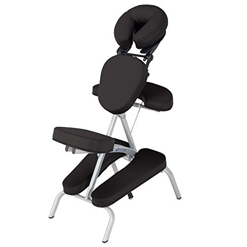 The Earthlite Vortex Portable Massage Chair