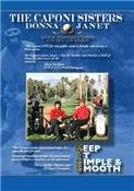 Keep it Simple & Smooth by The Caponi Sisters; Donna & Janet (Tutorial Golf DVD for Men & Women)