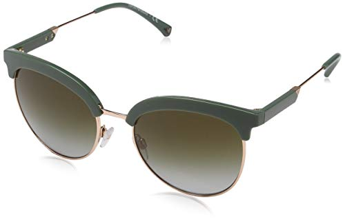 Armani heren 0ar8107 zonnebril, grijs B-Color/Green, 53