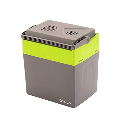 Oypla 30L 240V AC & 12V DC Coolbox Hot Cold Portable Electric Summer Cool...