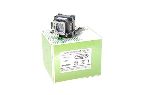 Alda PQ-Premium, beamerlamp/reservelamp compatibel met ET-LAV100, ETLAV100, POA-LMP148 voor PANASONIC PT-VW330, PT-VX400, PT-VX400NT, PT-VX41 Eiki LC-WB200 projectoren, lamp met behuizing