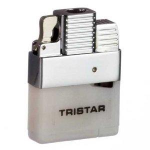 Tristar TRISTAR Gaseinsatz für Benzinfeuerzeug JET-FLAME Silber