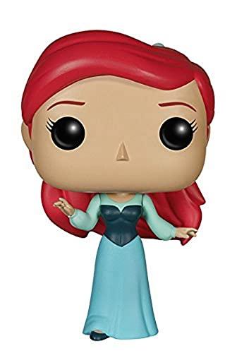 Funko FUN5134 POP Vinyl Disney The Little Mermaid Ariel Action Figure (Blue)