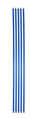 WOLFPACK LINEA PROFESIONAL 22020635 Mastil Deshollinador 5 tramos de 140 cm. (7 Metros x Ø 20 mm.)
