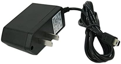 Garmin Nuvi 1450 GPS Standard Red LED Wall / AC / Home Charge- Garmin Nuvi 1450 GPS