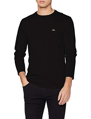Lacoste Herren TH6712 T-Shirt, Black, 6XL