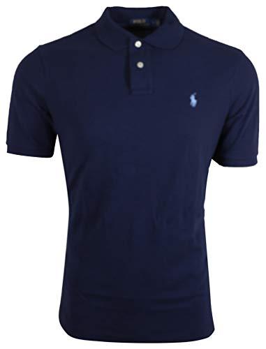 Polo Ralph Lauren Men's Slim Fit Pique Mesh Polo Shirt