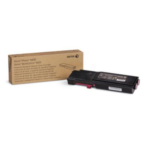 Xerox 106R02246 toner magenta per Phaser 6600 dn/dnm/n/WC 6605 dnm/WorkCentre 6605 dn/dnm/n