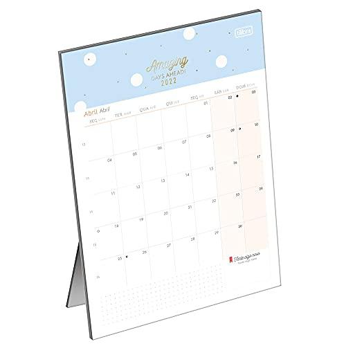Calendario Planner Mesa Soho, Tilibra, Multicor