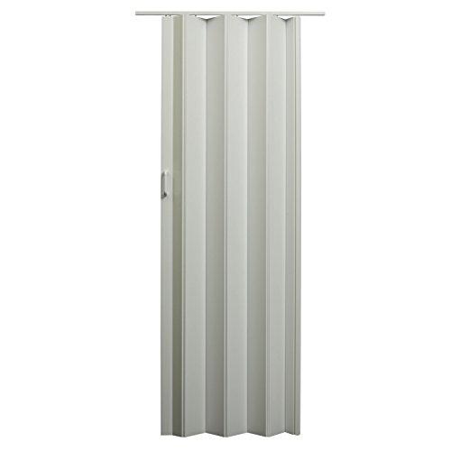 LTL Home Products EN3280HL Encore Interior Accordion Folding Door, 24-36 x 80 Inches, White