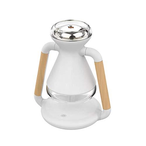 Humidificador en casa habitación de silencio escritorio de oficina pequeña mujer embarazada bebé aire acondicionado habitación grande spray de aire de purificación de volumen, soporta la carga inalámb