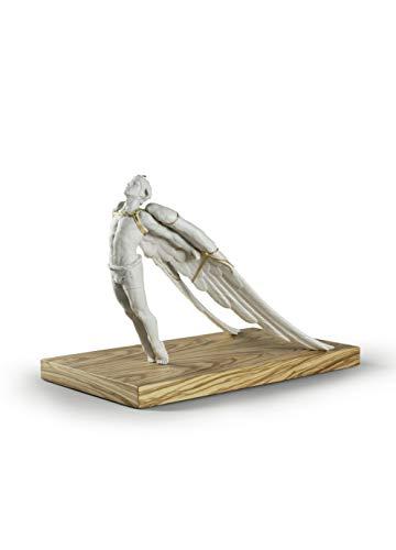 LLADRÓ Figur Ikarus. Icarus. Porzellan.
