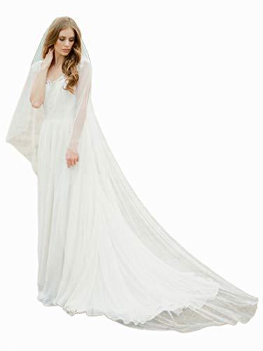 Bmirth 1 Tier Bridal Wedding Veil 118