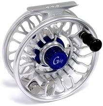 Galvan Grip Fly Reel (Clear/Blue, 8)