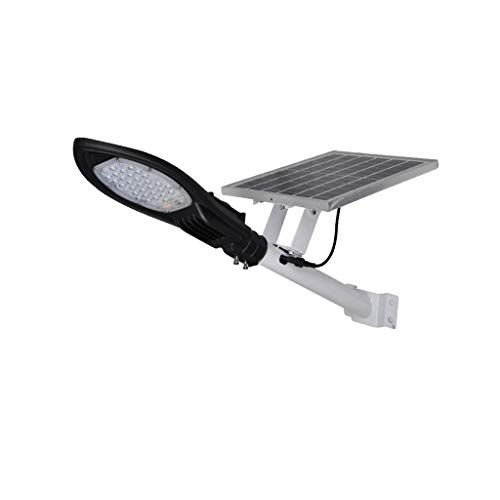 WRHN LED Luz Solar Solares Farola IP65 A Prueba De Agua Solar...