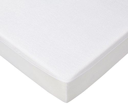 Cubrecolchón esponja bambú para cama dos plazas 160x 200