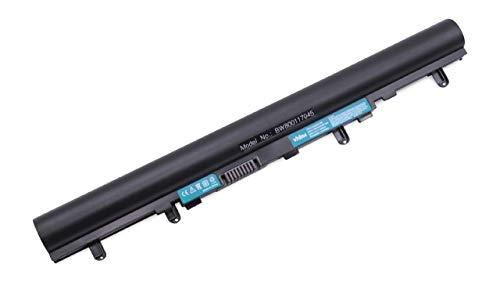 vhbw Li-Ion batería 2600mAh (14.8V) Negro para Laptop Notebook Acer Aspire E1-570G, E1-572, E1-572G, S3-471, V5, V5-431, V5-431G, V5-431P